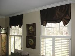 How To Hang A Drapery Scarf by Various Window Scarf Ideas Home Decor Inspirations