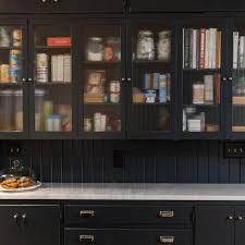 kitchen cabinet with glass photos hgtv