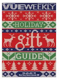 1153 holiday gift guide by vue weekly issuu