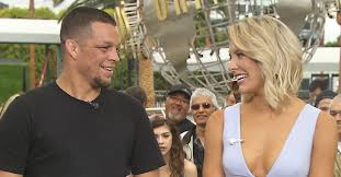 new haircut charissa thompson extra tv s charissa thompson talks about her experience with nate