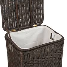 Square Laundry Hamper by Laundry Hamper With Wheels Danya B Army Canvas Laundry Hamper On