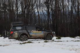 Off Road Tire Chains View Topic Why Do They Only Fit Snow Chains To The Rear Tyres