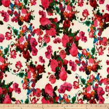 designer release scuba floral prints pink green beige discount