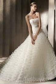designer wedding dress sale satin ruched quality custom made button back designer wedding