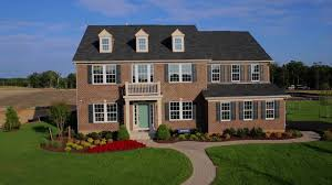 ryan homes normandy model lakeview at brandywine youtube