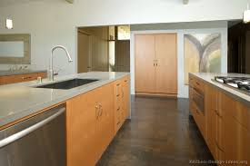 Oak Kitchen Cabinets Tag For Kitchen Designs With Light Wood Cabinets Light Wood