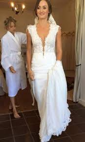 preowned wedding dresses uk berta ss14 14 20 5 500 size 4 used wedding dresses