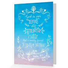 Christian Invitation Card Comfort Pack Assorted Encouraging Greeting Cards Jw Gifts