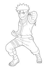 Coloriage Naruto Shippuden À Imprimer Nv1  Best Coloriage New