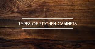 different types of cabinets in kitchen opening the door to 4 types of kitchen cabinets