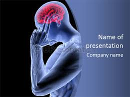 nervous system powerpoint template free funkyme info
