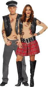 halloween costumes for nine year olds biker couple goodwill couples halloween costuemss pinterest