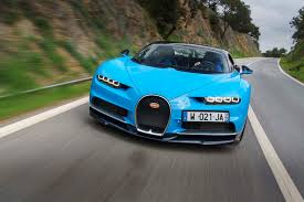 bugatti black magic what really enables the bugatti chiron to hit 260