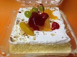 single portion of amazing tres leches cake at lowe u0027s mercado yelp