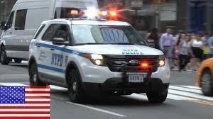 Ford Explorer Build - new york city nypd srg1 ford explorer interceptor responding at