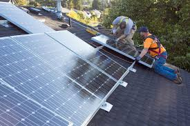 solar panels on roof solar power pros and cons what to know about home use