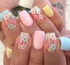 imagenes uñas para decorar 140 uñas decoradas para la primavera uñas decoradas nail art