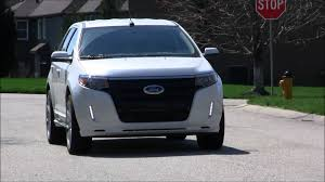 philips daylight led drl converted stock lights 2012 ford edge