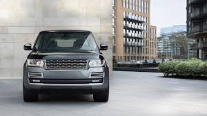 range rover autobiography black edition range rover svautobiography the of luxury
