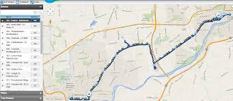 Easton Map Lanta Using The Bus Tracker