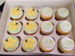 unisex baby shower cupcakes baby related ideas pinterest