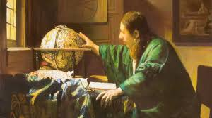 lady writing a letter with her maid montoya after vermeer collection
