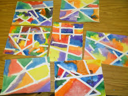 draw paint and cut k 2nd creative kids art camp summer 2010