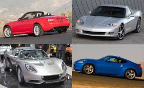 affordable sport cars affordable sports cars 2011 sports cars under 50 000