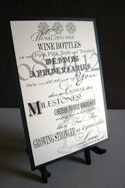wine bottle guestbook wine bottle guest book sign wedding anniversary birthday