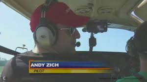 Legally Blind Driving Technology Gives Legally Blind Peoria Boy A Chance To Fly Youtube