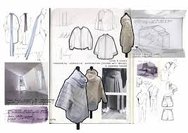 graduate collection 2016 fashion sketchbook fashion