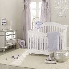 nursery beddings lavender and grey baby bedding as well as