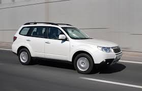 subaru forester price subaru forester estate review 2008 2012 parkers