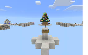 Bed Wars Mcpe Christmas Bedwars Map Mcpe Maps Minecraft Pocket