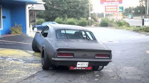 69 camaro flat black ls7 1967 vengeance streetfigher camaro preview