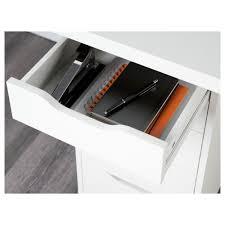 Linnmon Corner Desk by Linnmon Alex Table Black Brown White 59x29 1 2