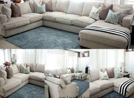 extra wide sectional sofa awesome living room deep seat sofas leather sectional oversized with