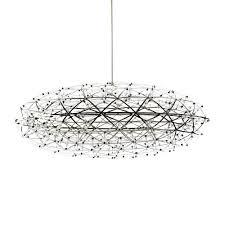 moooi raimond puts zafu led oval pendant light replica lighting