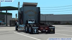 kenworth truck colors gt mods kenworth t800 2016 v0 1 truck american truck simulator