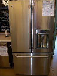 kitchen appliances ideas kitchen cool strong refrigerator from ge slate appliances modern