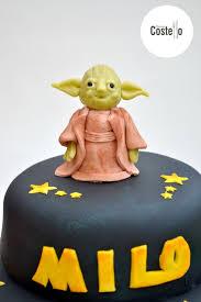 yoda cake topper yoda cake topper tutorial wars casa costello