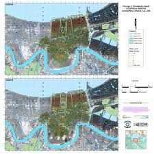 Map New Orleans by