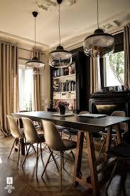 Parisian Interior Design Style Decor Inspiration Interior Design A Dining Room In Paris Cool