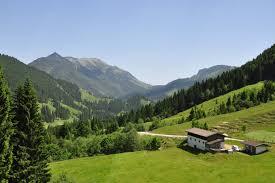 Altes Bad Kreuth Königsalm Almwanderung Vom Wildbad Kreuth