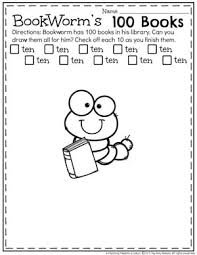 Counting By Tens Worksheets For Kindergarten Counting To 100 Activities Planning Playtime