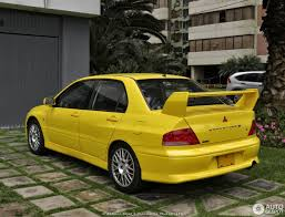 lancer mitsubishi 2004 mitsubishi lancer evolution vii 27 july 2017 autogespot