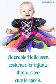 Halloween Costume Infant Adorable Halloween Costumes Infants Cute Spook