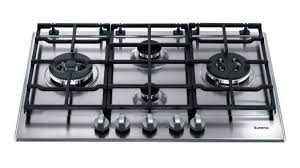 Jenn Air 4 Burner Gas Cooktop Kitchen Excellent Gas Cooktops The Home Depot Inside Stainless