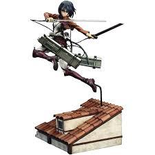 Mikasa attack on titan mikasa ackerman dx ver