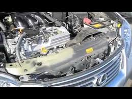 lexus es 350 hp lexus es350 engine cleaning and removal of plastic engine covering